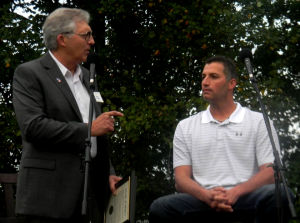 Andy Pettitte at Stonecrest Community Center