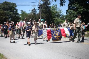 Photos: Veterans, Scouts march in Independence Day Freedom Festival