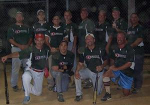 Softball champions!