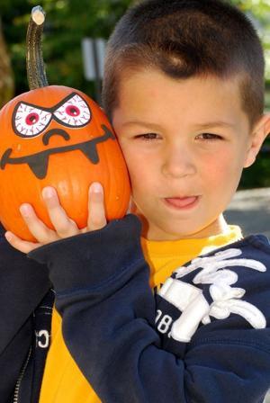 Pumpkin Pleasin'