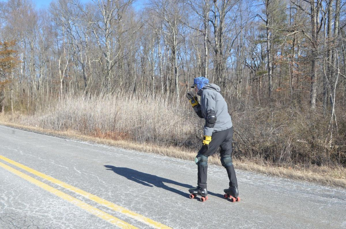 The Great Swamp roller skater: Tracking down Long Hill's frequent flyer