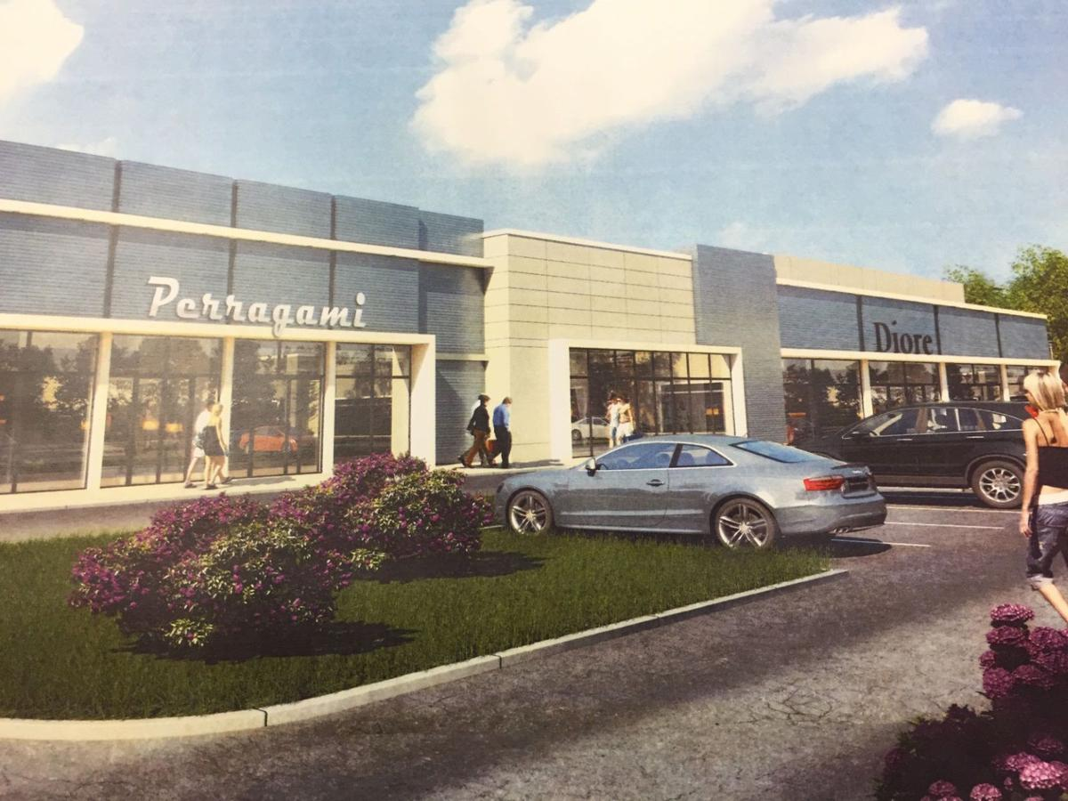 Watchung Sears lot: Proposal calls for greener, modern shopping center