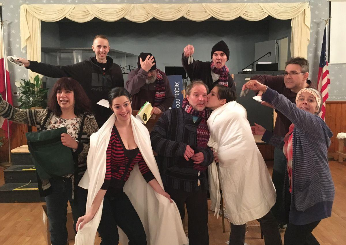 "Readington Community Theatre to present Broadway's ""Noises Off"""