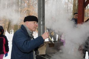 Maple Sugaring Time