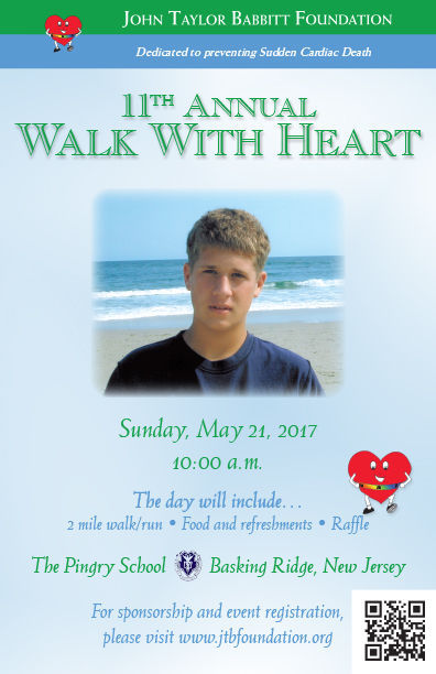 Walk with Heart