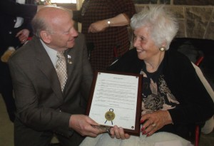 Celebrating 100 Years Young In Watchung
