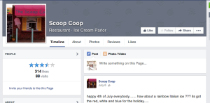 Mother of Scoop Coop employee tells patron to 'go back to China'