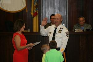 New chief sworn