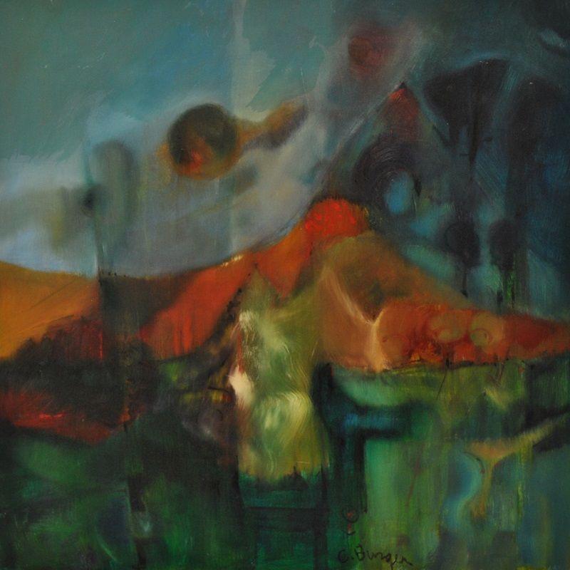 Califon artist W. Carl Burger Morris Museum exhibit is a 'must see'