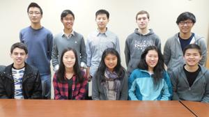 11 students qualify as National Merit semifinalists at Watchung Hills