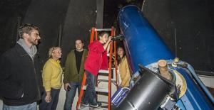 Open House at the Observatory