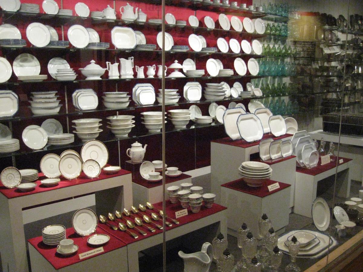 Treasures of the Steamboat Arabia