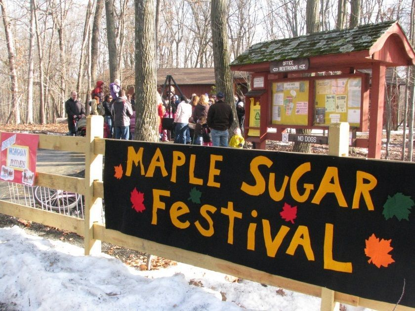 Maple sugar festival to sweeten great swamp center on for Sugarloaf craft festival nj