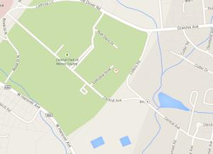 Central Avenue map