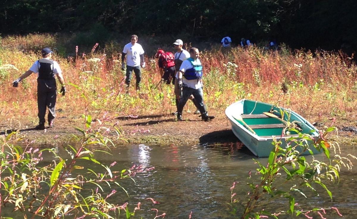 Whippany River Cleanup