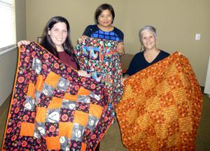 CRANE'S MILL COZIES UP WITH NEW QUILTS