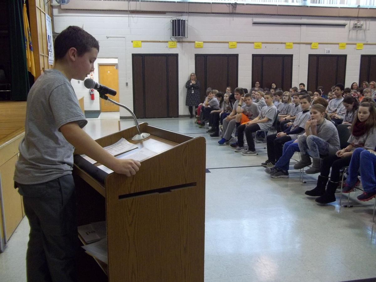 boonton township fifth graders say no to drugs