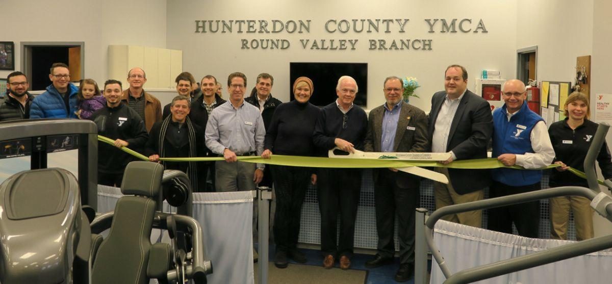 YMCA celebrates grand reopening of Round Valley branch