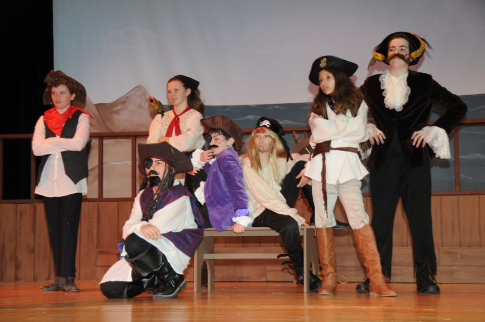 """a discussion on the pirates of penzance a comic opera Berkeley rep presents the hypocrites' pirates of penzance a delightfully revolutionary  """"our pirates of penzance attempts  comic opera."""