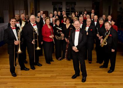 Whitehouse Wind Symphony is 50-piece 'band ensemble'