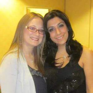 Eleni and Tara