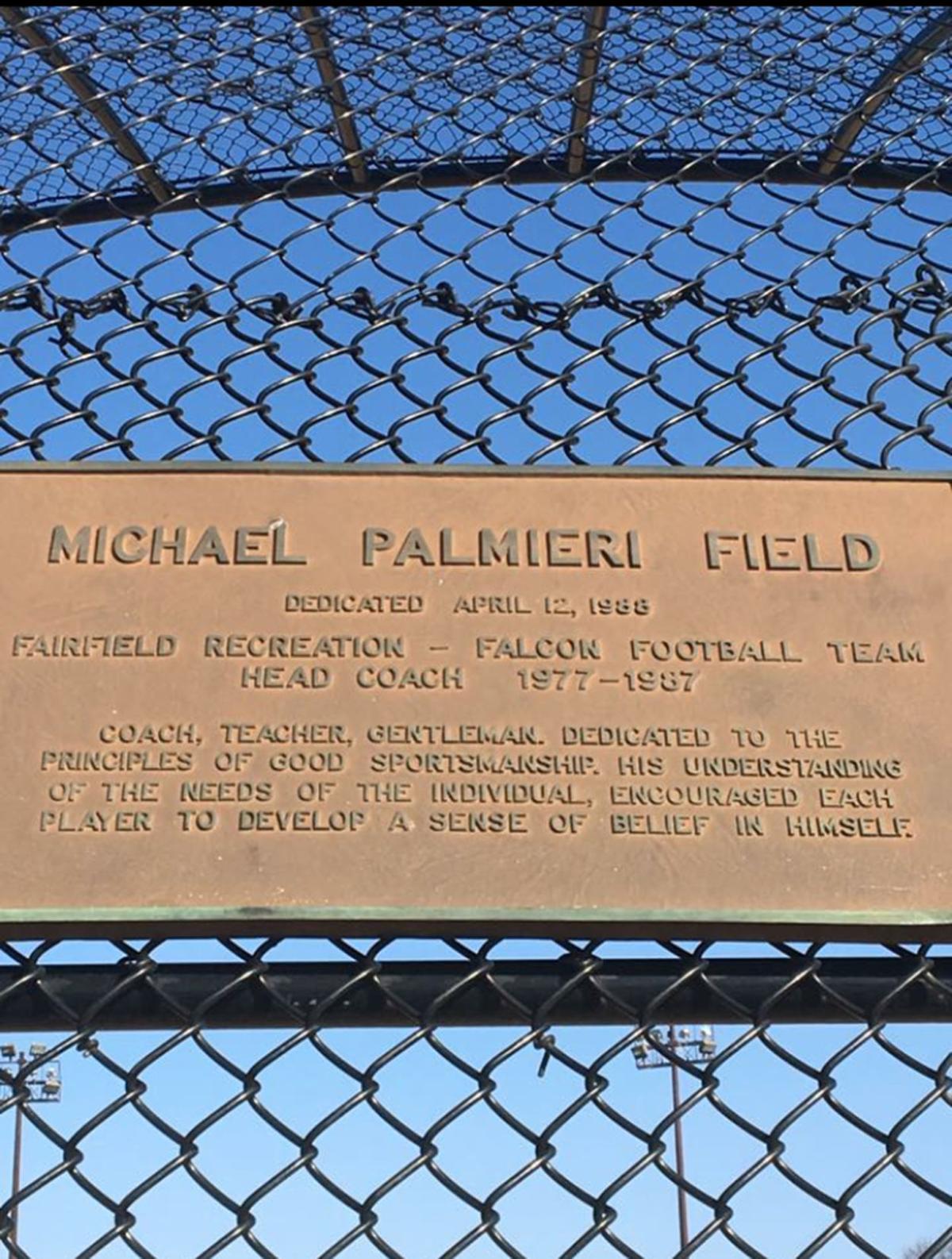 Palmieri Plaque