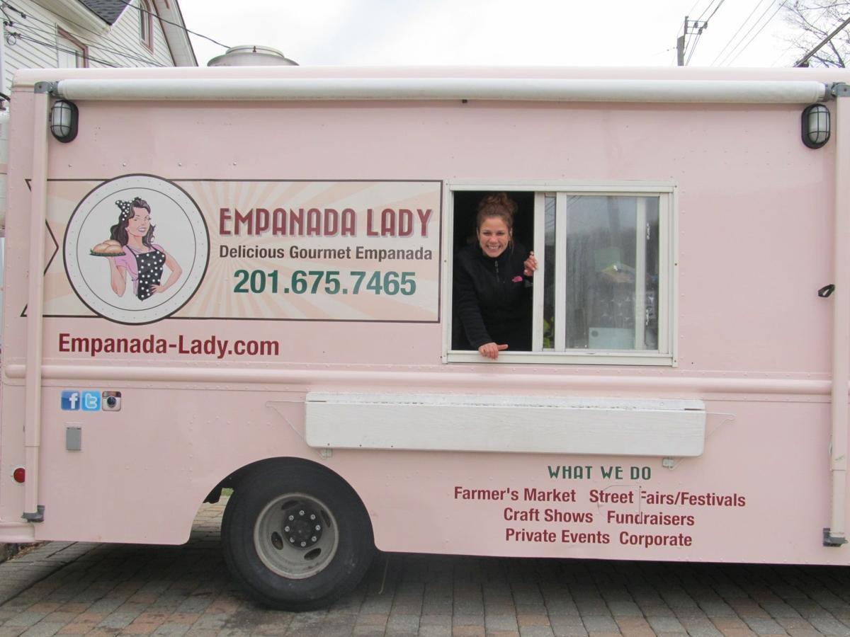 Empanada Lady