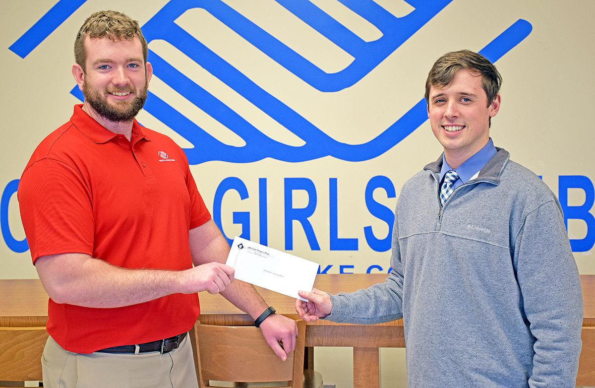 newport federal bank makes donation to boys girls club news newport federal bank makes donation to boys girls club
