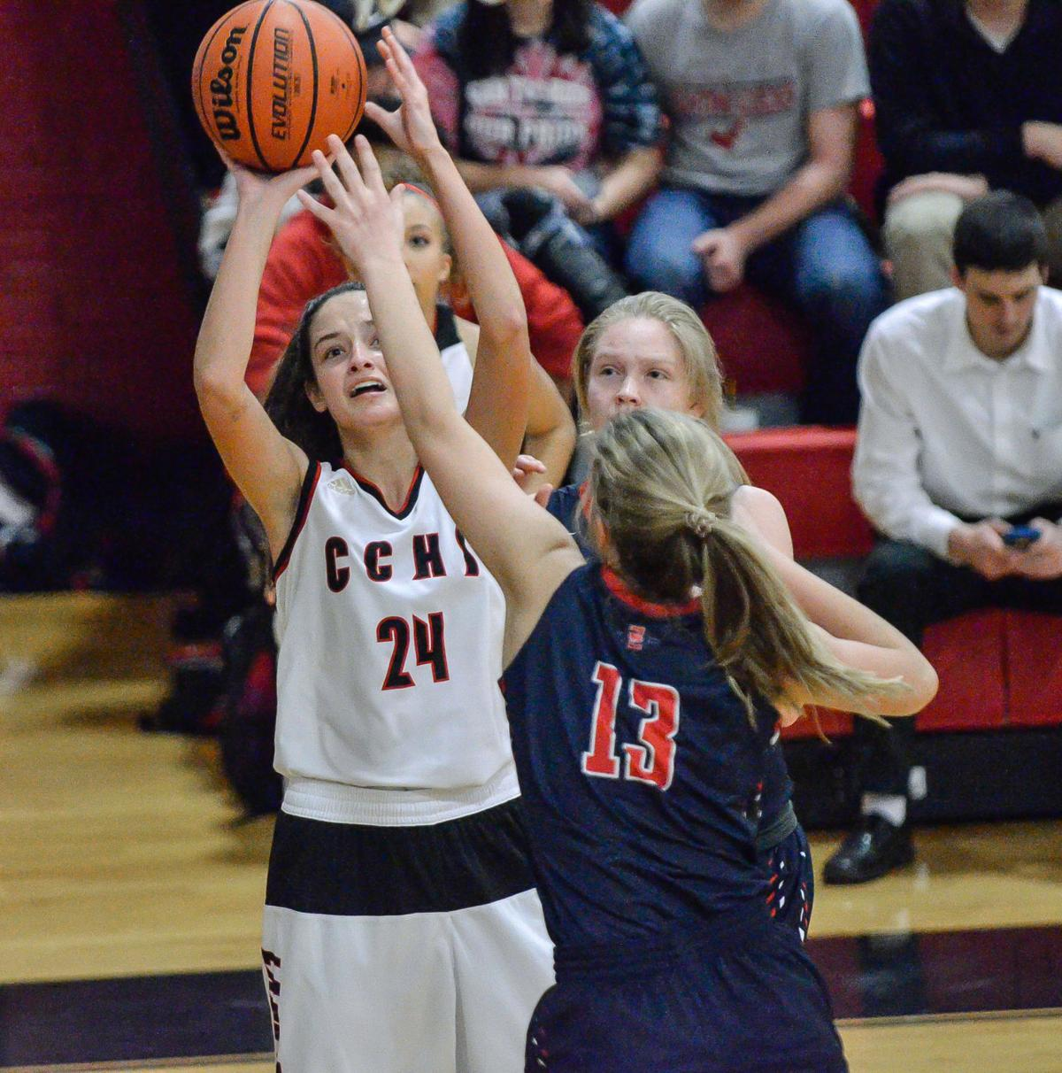 cocke county high school sports newportplaintalk com lady red fall victim to south doyle comeback