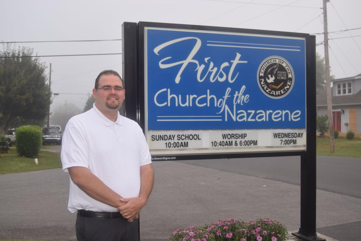 first church of the nazarene welcomes new pastor church news newport s first church of the nazarene
