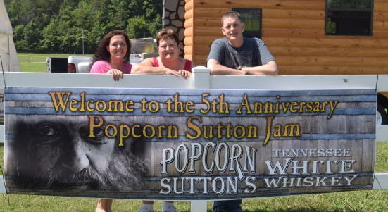 Popcorn Sutton Jam Expected To Attract Thousands This Weekend The Newport Plain Talk News