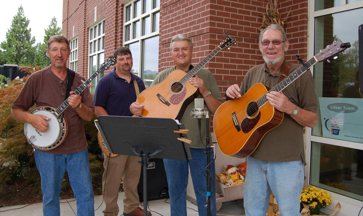newport federal bank welcomes many on customer appreciation day french broad bluegrass boys