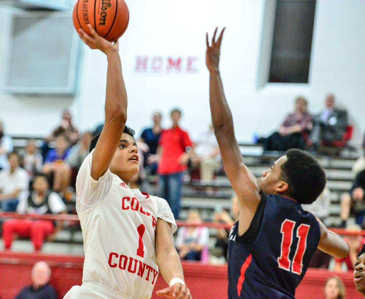 cocke county south doyle basketball gallery newportplaintalk com haney shoots runner