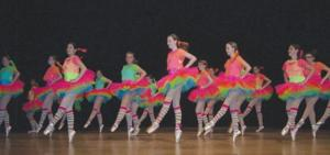 UPike School of Dance  'trips the light fantastic'