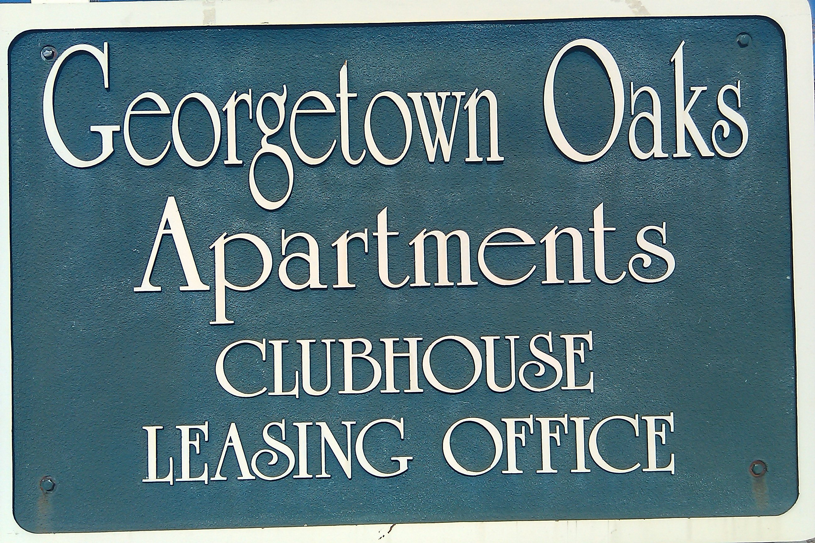 Georgetown Oaks Apartments