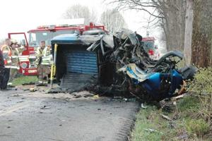 Fatality on Lemons Mill Road