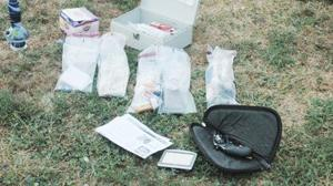Massive drug busts in county