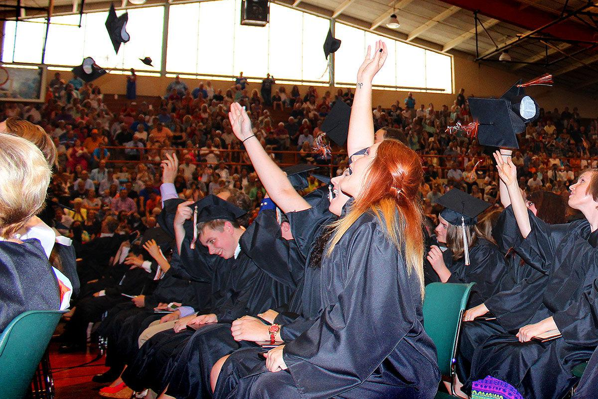 bittersweet send off grads eye next step after high school bittersweet send off grads eye next step after high school careers