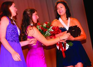 LHS student named Distinguished Young Woman