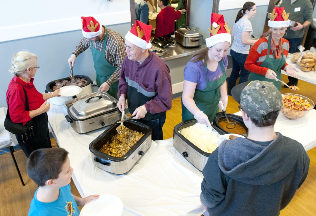 39 love fellowship and food 39 loaves and fishes offers 7th for Loaves and fishes volunteer