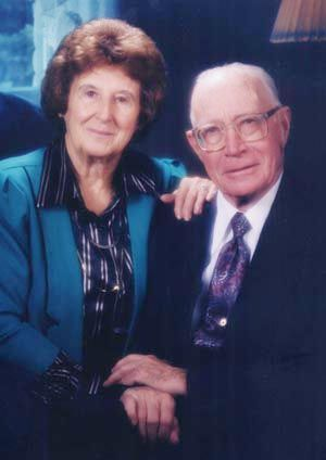<p>Donna and Calvin Andrew</p>