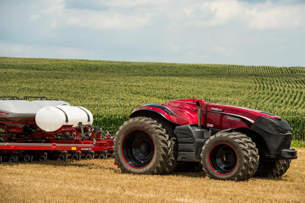 Tractor Trailer Computer : Autonomous solutions unveils concept high tech tractors