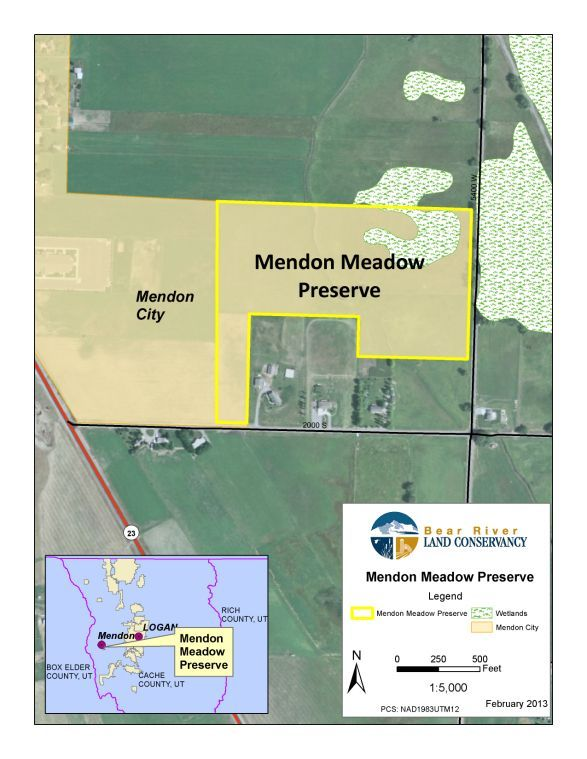 Mendon Meadows overview