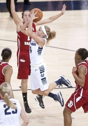 USU vs. South Dakota Womens Basketball