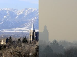 Cache Valley Air Quality
