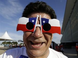 Photos: Those crazy World Cup soccer fans