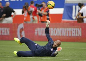 Photos: USA soccer's Tim Howard