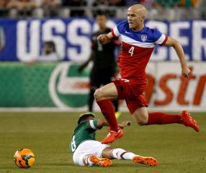 Photos: USA soccer's Michael Bradley