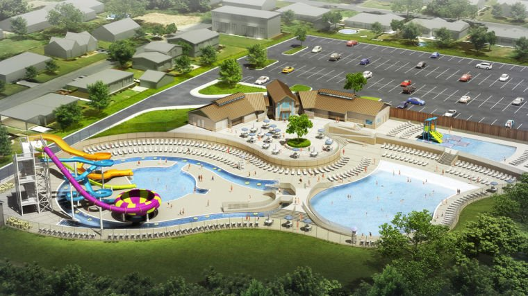 New Albany Aquatic Center Gets Zoning Approval News