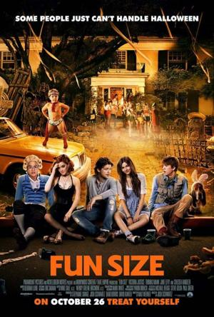 """Fun Size"" movie poster"